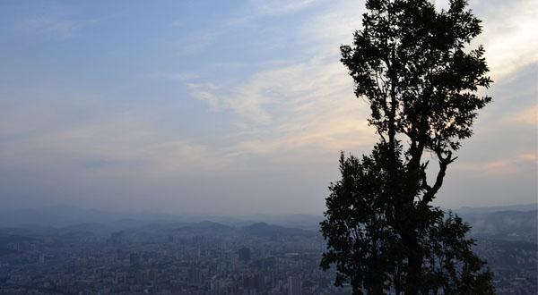 苏仙岭风景名胜区