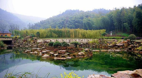 宜兴竹海风景区