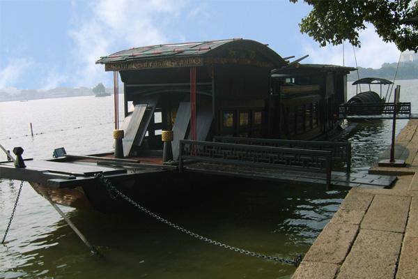 嘉兴南湖风景名胜区