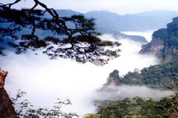临安大明山风景旅游区