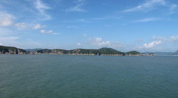 舟山桃花岛风景旅游区