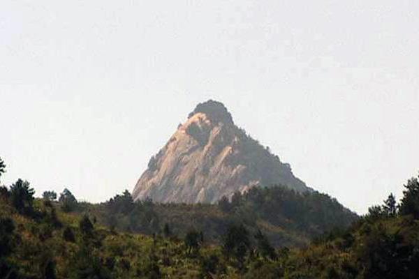 安神农山风景区