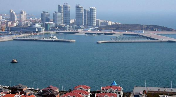 青岛奥帆基地/青岛国际帆船中心