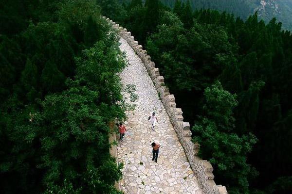 济南大峰山齐长城旅游风景区