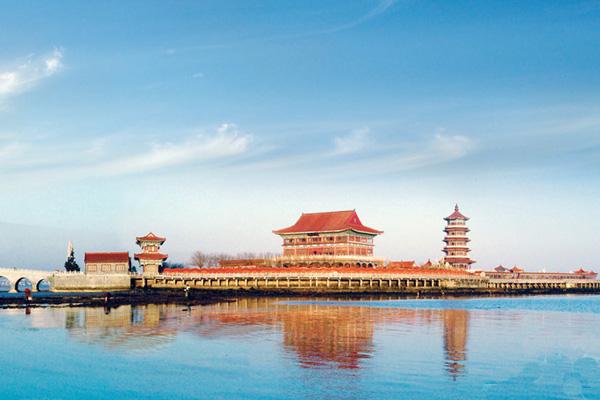 2014年5月17日:青岛,威海,蓬莱,烟台,大连,旅顺双飞单