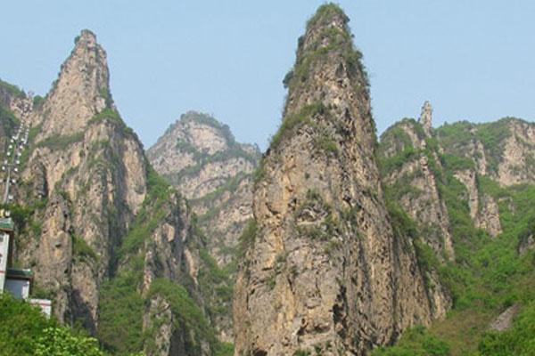 神农山风景名胜区