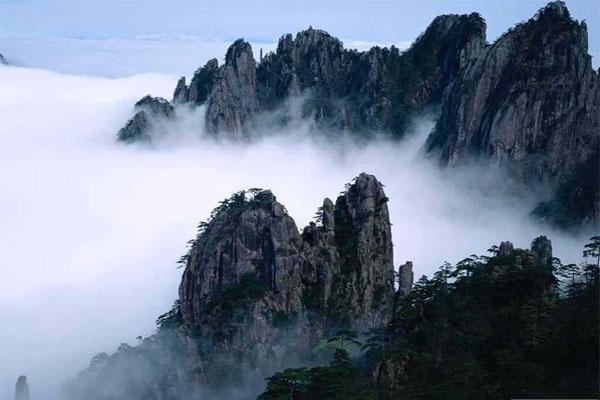 郑州嵩山风景区
