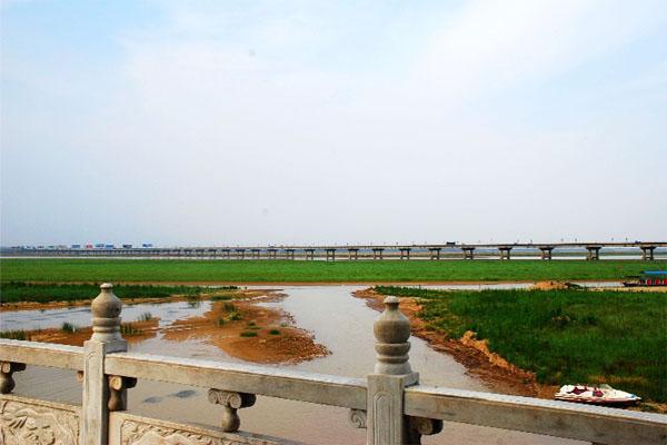 郑州黄河花园口旅游区