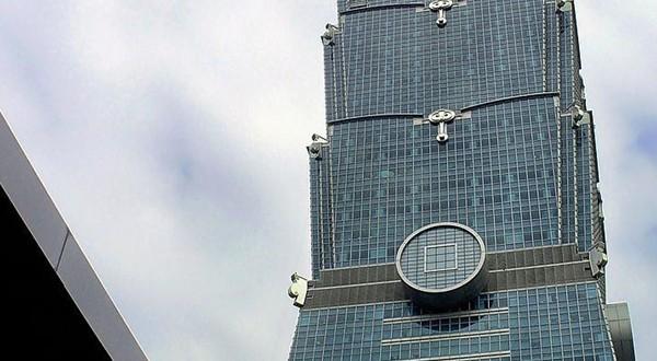 6层欧式商业大楼外观