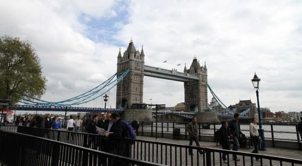 伦敦塔桥(towerbridge)