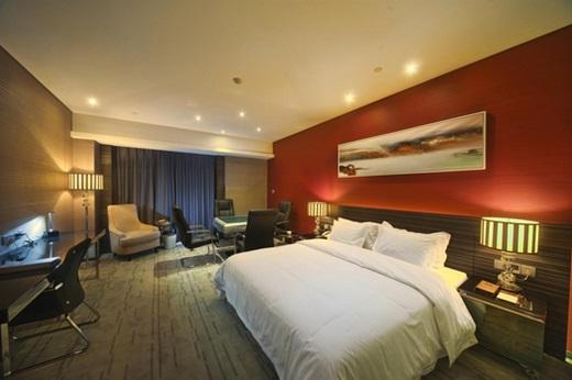 金域半岛酒店位于湖南省株洲市荷塘区文化路金域半岛3号楼,地理
