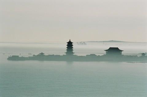 蓬莱八仙渡海口景区
